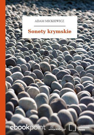 Okładka książki/ebooka Sonety krymskie