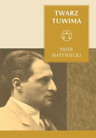 Okładka książki/ebooka Twarz Tuwima