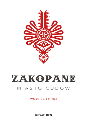 Okładka książki/ebooka Zakopane - miasto cudów