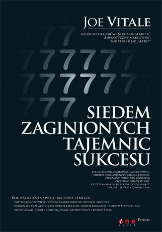 Okładka książki 7 zaginionych tajemnic sukcesu