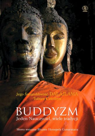 Okładka książki/ebooka Buddyzm. Jeden nauczyciel, wiele tradycji
