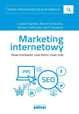 Okładka książki/ebooka Marketing internetowy