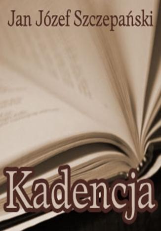 Okładka książki/ebooka Kadencja