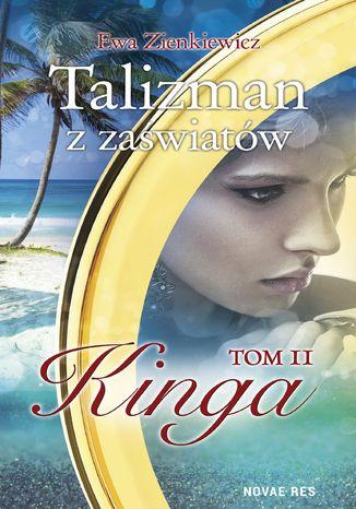 Okładka książki/ebooka Talizman z zaświatów. Tom II. Kinga