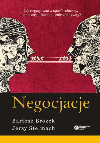 Okładka książki/ebooka Negocjacje