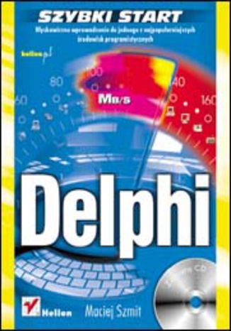 Okładka książki/ebooka Delphi. Szybki start