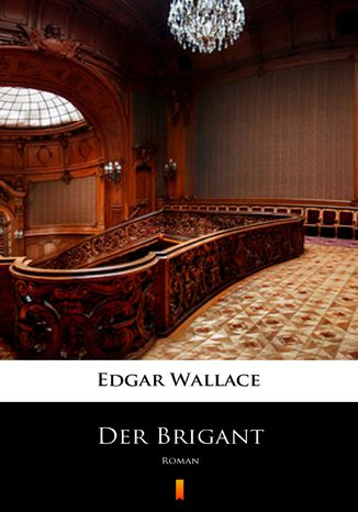 Okładka książki/ebooka Der Brigant. Roman