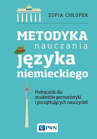 Okładka książki/ebooka Metodyka nauczania języka niemieckiego