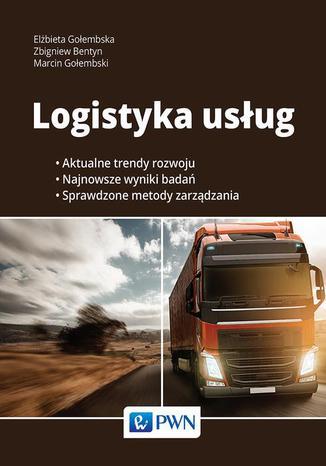 Okładka książki/ebooka Logistyka usług