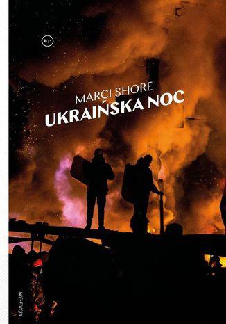 Okładka książki/ebooka Ukraińska noc