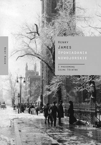 Okładka książki/ebooka Opowiadania nowojorskie