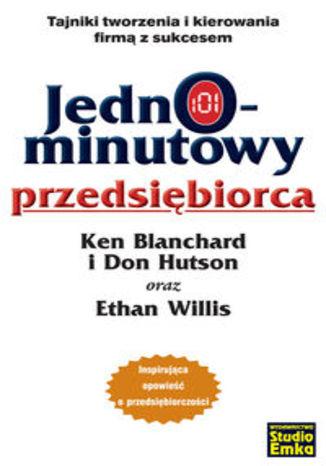 Okładka książki/ebooka Jednominutowy przedsiębiorca