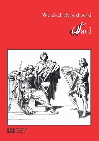Okładka książki/ebooka Saul