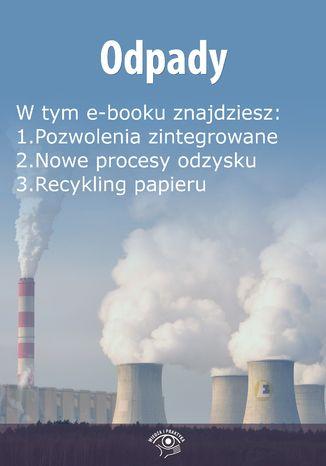 Okładka książki/ebooka Odpady, wydanie czerwiec 2014 r