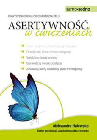 Okładka książki Asertywność w ćwiczeniach
