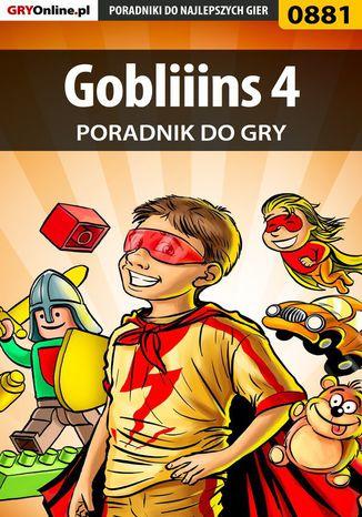 Okładka książki/ebooka Gobliiins 4 - poradnik do gry
