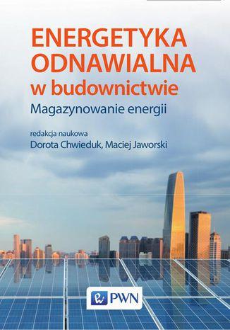 Okładka książki/ebooka Energetyka odnawialna w budownictwie