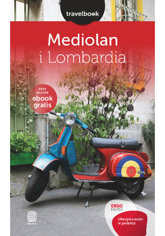 Okładka książki Mediolan i Lombardia. Travelbook. Wydanie 1