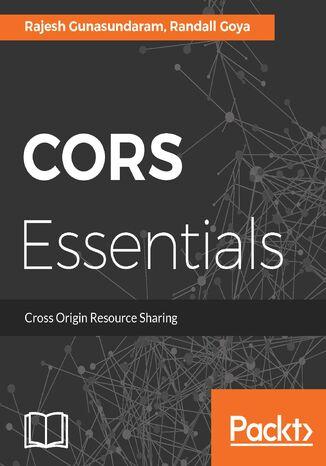 Okładka książki/ebooka CORS Essentials