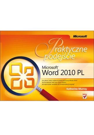 Okładka książki/ebooka Microsoft Word 2010 PL. Praktyczne podejście