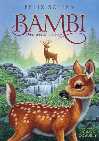 Okładka książki/ebooka Bambi. Opowieść leśna