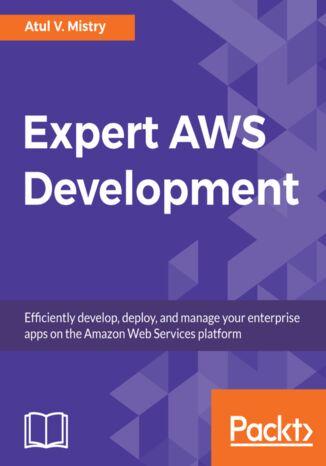 Okładka książki/ebooka Expert AWS Development