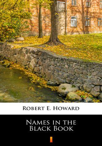 Okładka książki/ebooka Names in the Black Book