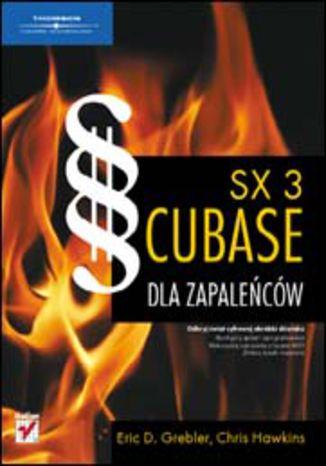 Okładka książki/ebooka Cubase SX 3 dla zapaleńców