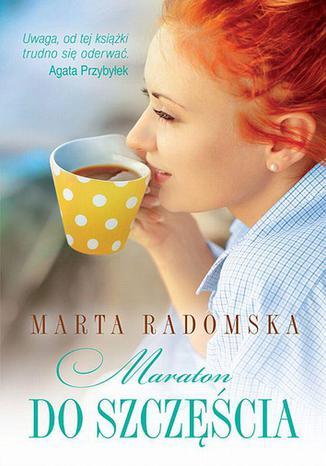 Okładka książki/ebooka Maraton do szczęścia