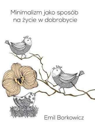 Okładka książki/ebooka Minimalizm jako sposób na życie w dobrobycie