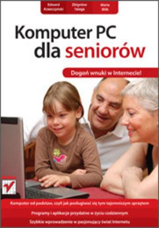 Okładka książki/ebooka Komputer PC dla seniorów