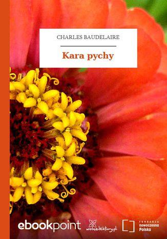 Okładka książki/ebooka Kara pychy