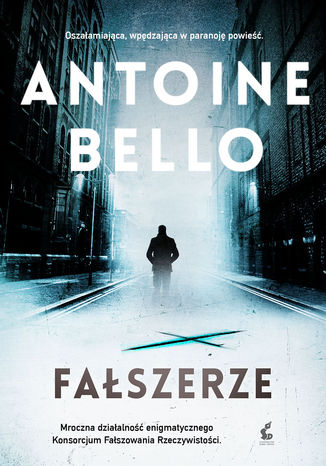 Okładka książki/ebooka Fałszerze