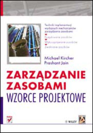 Okładka książki/ebooka Zarządzanie zasobami. Wzorce projektowe