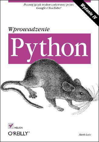 Okładka książki/ebooka Python. Wprowadzenie. Wydanie IV