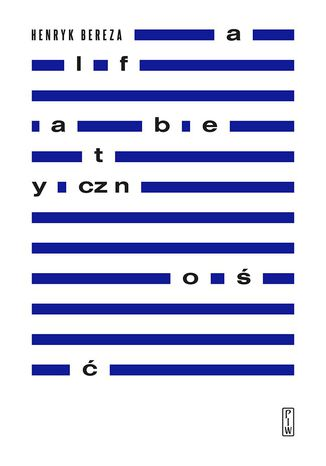 Okładka książki/ebooka Alfabetyczność