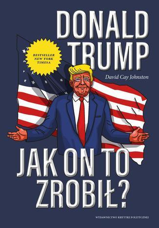 Okładka książki/ebooka Donald Trump