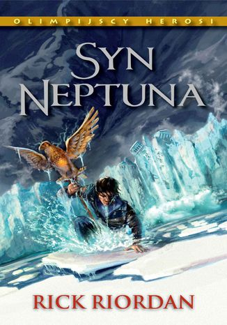 Okładka książki/ebooka Syn Neptuna. Tom II. Olimpijscy herosi