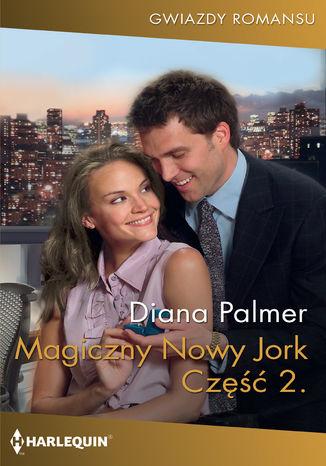 Okładka książki/ebooka Magiczny Nowy Jork. Część druga