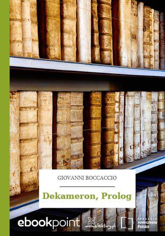 Okładka książki/ebooka Dekameron, Prolog