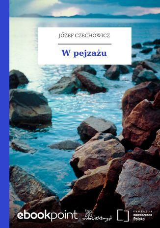 Okładka książki/ebooka W pejzażu