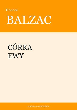 Okładka książki/ebooka Córka Ewy