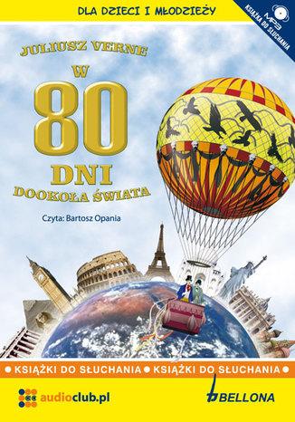 Okładka książki/ebooka W 80 dni dookoła świata