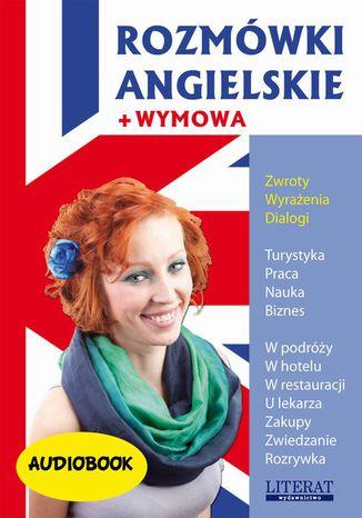 Okładka książki/ebooka Rozmówki angielskie