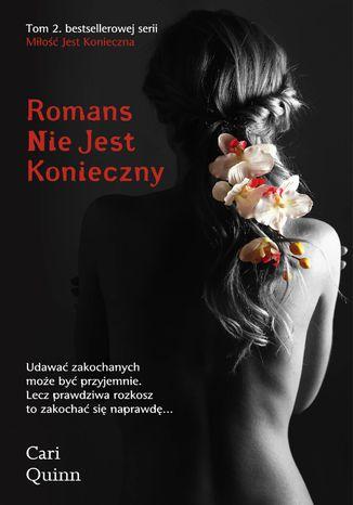 Okładka książki/ebooka Romans nie jest konieczny
