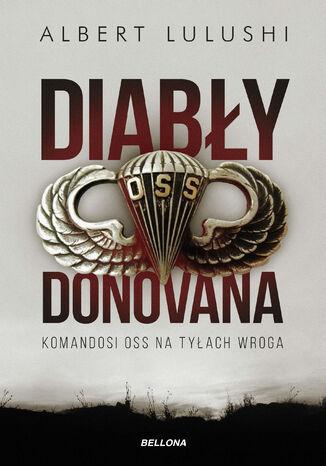 Okładka książki/ebooka Diabły Donovana