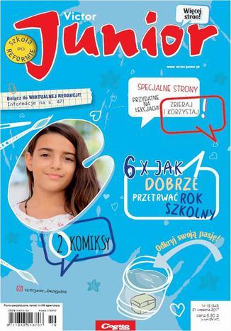 Okładka książki/ebooka Victor Junior nr 19 (343) 21 września 2017