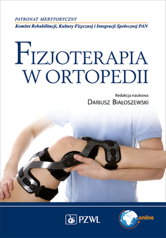 Okładka książki/ebooka Fizjoterapia w ortopedii