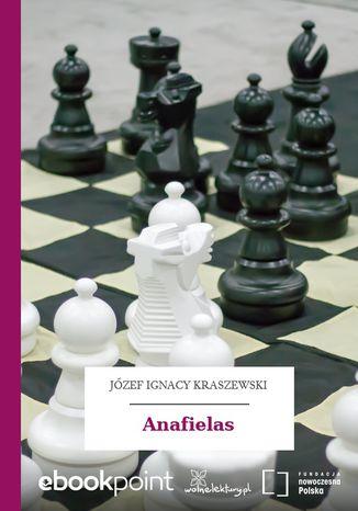 Okładka książki/ebooka Anafielas