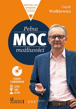 Okładka książki Pełna MOC możliwości (wydanie ekskluzywne + CD)